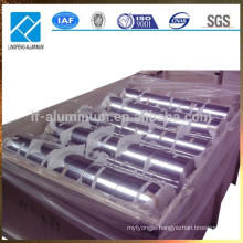 Aluminum Foil for Resealable Packaging Bags