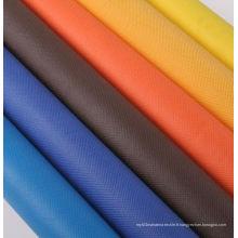 Tissu non tissé à la teinte simple pour textile domestique