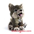 Plush Stuffed Netgames Dog Toy