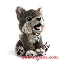 Plush Stuffed Netgames Dog Toy