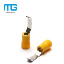 Cabezal de terminal con cuchilla con lengüeta LBV de cobre eléctrico con aislamiento de MG