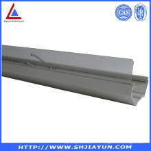 Aluminium extrudé de la série 6000 par l'usine de profil en aluminium de la Chine