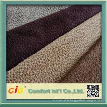 daim tissu/daim tissu vinyle wrap/ultra suede tissu Stretch