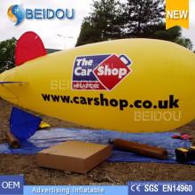 Lighted Air Helium Balloon Publicité Gonflable RC Blimp Airship