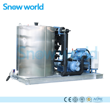 Machine à glace en flocons Snow world 20T