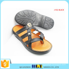 New Arrival Big Buckle Arab Slipper for Men