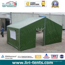 Grand lit de la tente de l'armée