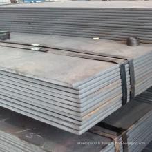 Ar400 Ar450 Ar500 Plaque en acier résistant à l'abrasion