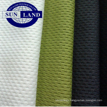 breathable mesh fabric t-shirts, dry fit mesh fabric for clothing, polyester mesh fabric sports