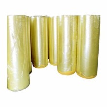 BOPP adhesive packing tape jumbo rolls