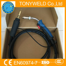 Binzel 25AK Mig welding torch Miller connector