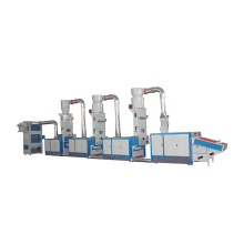 Waste Fabric Recycling Machine New Type Textile Waste Recycler Machine