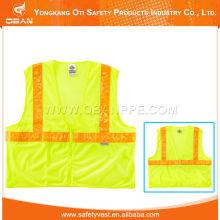 Traffic warning reflective safety Sanitation clothing