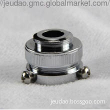 Three pins connector of valve
