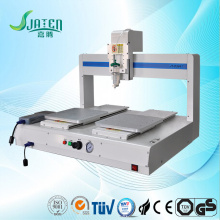 Hot Melt CE Tabletop Mesin dispensing gam automatik