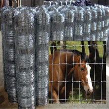 Supplied in 50 m and 100 m Length Galvanized Livestock Prevent Farm Field Fence