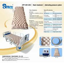 Медицинский надувной матрац с насосом для пролежней больничной койки APP-B01