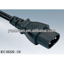 Power Kabel PC Stromanschlüsse C13