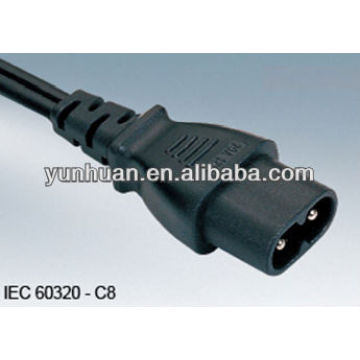 Power cables connecteurs d'alimentation PC C13