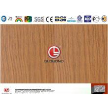 4D деревянные композитные панели 0013