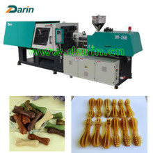 Perawatan Gigi Pet Dog Snacks Bone Treats Moulding Machine