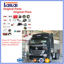 Piezas de camiones de Sinotruk HOWO A7 Tracctor Truck