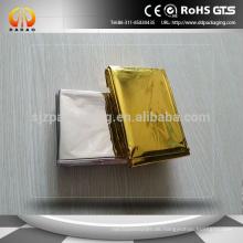 Folie Isolierung Decke, Aluminium Folie Isolierung Decke, Notfall Decke