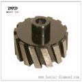 Diamond grindig cup wheel for concrete grinding in 180mm