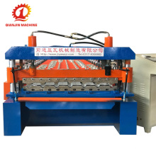 Sheet Metal Roofing Machine, Botou Wall Roof Panel Cold Roll Forming Machine