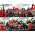 Italy Stype Hydraulic Pto Wood Mulcher Wood Chipper