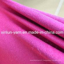 Abaya Material Suede Tissu pour faire des robes Veste