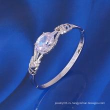 Китайский Оптовая Новая Мода Родия Xuping С Алмазным Покрытием Браслет
