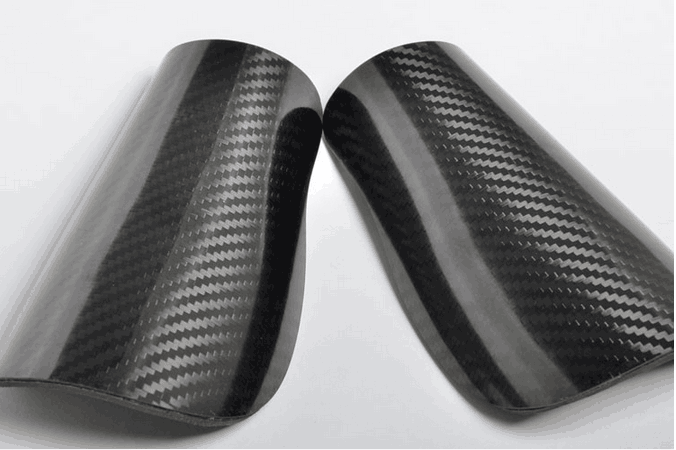 carbon fiber knee guard 3