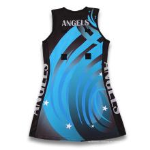 2015 Custom Netball Uniforme de Vestido