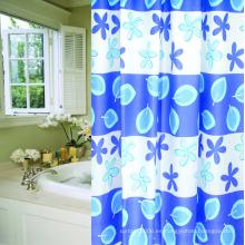PEVA cortina de ducha, cortina de ducha de nylon, cortina de baño de nylon, cortina de baño de nylon