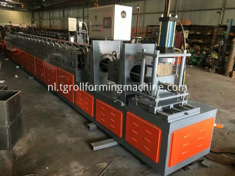 Store Racking Roll Forming Machine