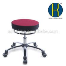 HY1024 гидравлический Регулируемый табурет для лица салон массажа Спа-Стоматологические поворотный Роллинг стул