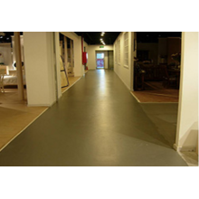 Basic cement self-leveling floor