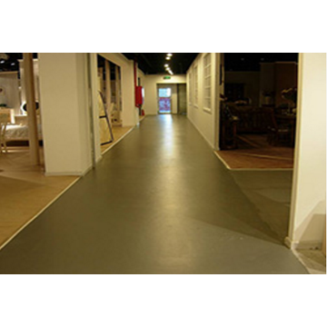 Basic cement self-leveling floor