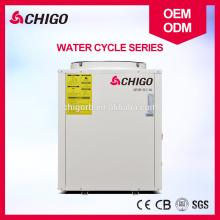 CHIGO Wasser-Zyklus-Verkaufs-Luft-Wärmepumpe-Warmwasserbereiter für Swimmingpool