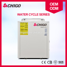 Calentador de agua de la pompa de calor del aire de la venta del ciclo del agua de CHIGO para la piscina