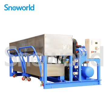 Machine à glaçons commerciale Snoworld