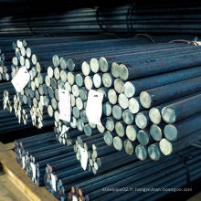 A36 A105 1020 S20c 1045 Barre ronde en acier / acier laminé rond