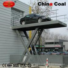 Levantador hidráulico manual del coche de la soldadura de tijera Bl-6108c