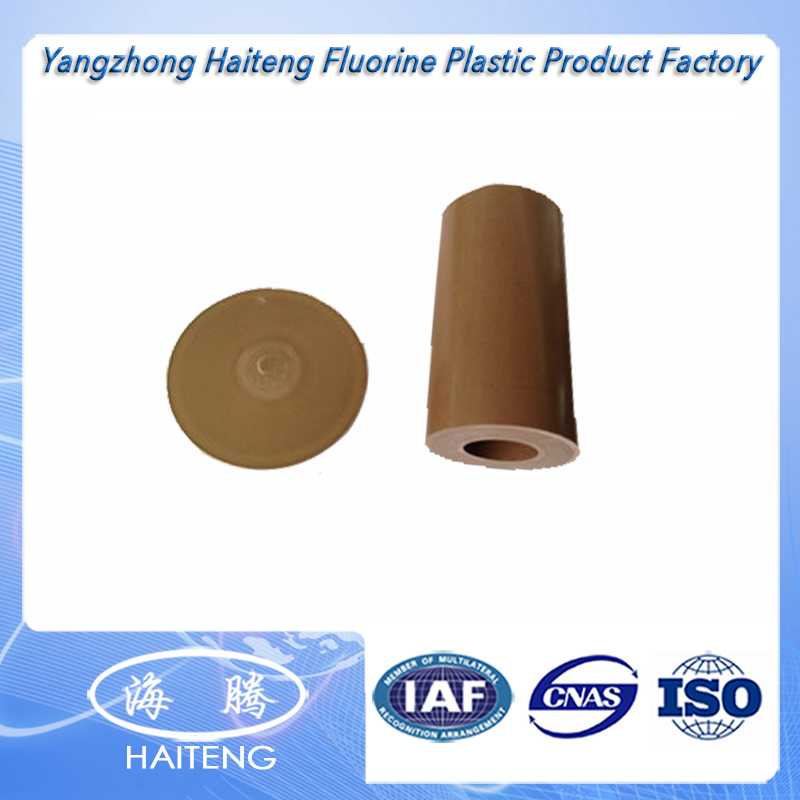 Pure Virgin PTFE Round Rod