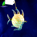 stained glass ocean series fish decorations