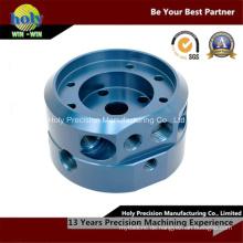 Bearbeitungsteile Aluminum CNC mit Dreh- und Fräsprozess