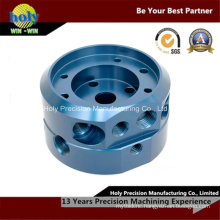 Aluminium Metal CNC Machining Parts with Turning and Milling Process