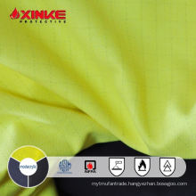 Xinke anti static non flammable modacrylic twill fabric