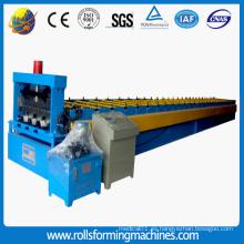 Panel de cubierta de piso de metal decking machine Nuevo edificio de placa de rodamiento de rodillos que forma la máquina